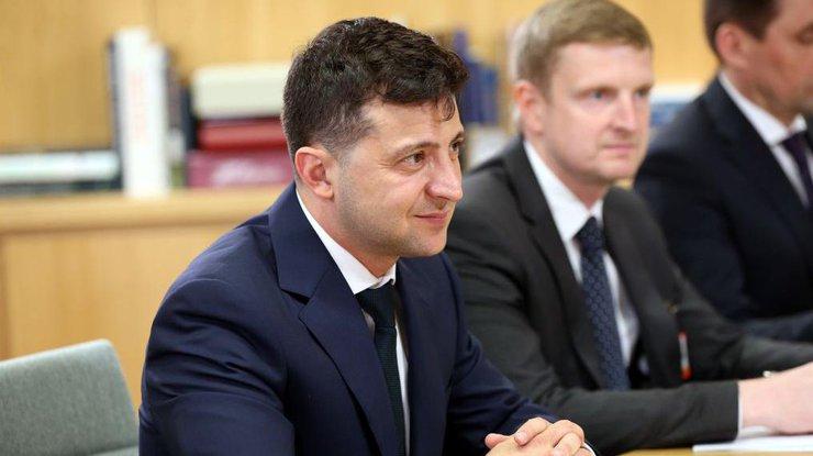 Владимир Зеленский: Намнеобходиммир на Украине именно на наших условиях
