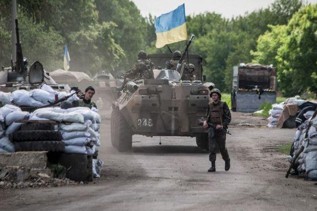В КПВВ «Майорск» военный убил человека, — очевидцы
