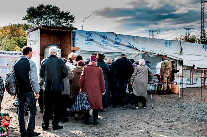 Законопроект о пенсиях жителям Донбасса отвергнут