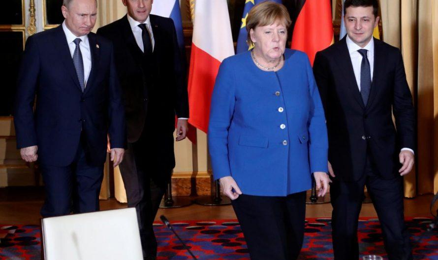 Состоится ли саммит «Нормандской четверки» в апреле?